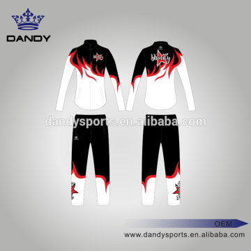 Cheerleading အဖွဲ့များ Custom Cheer Warm Ups