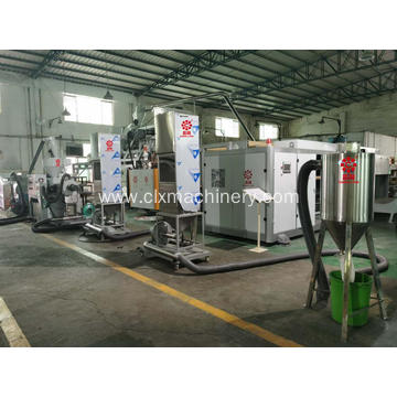 Plastic Recycling Machine PE Granulator Machine