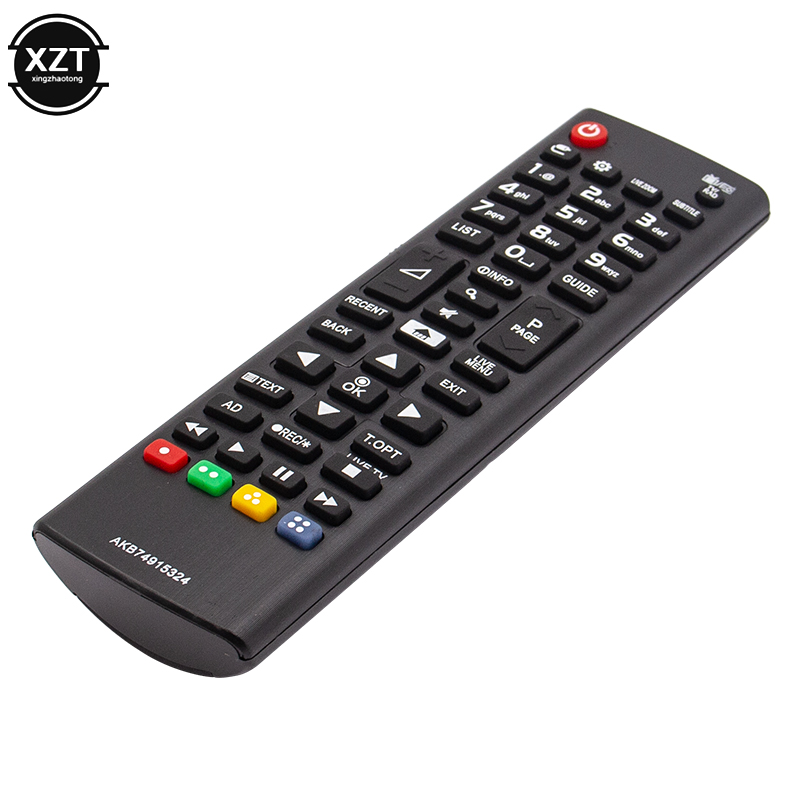 for LG AKB74915324 Wireless Remote Control ABS Replacement 433MHz for LGAKB74915324 Smart Television LED LCD TV Controller NEW