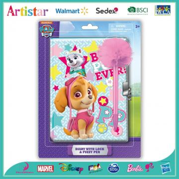 Paw Patrol secret diary set