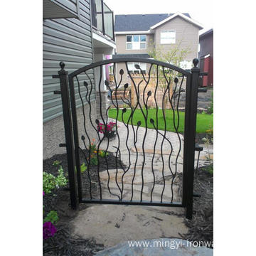 Countyard Forge Iron Gate