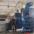 Horizontal Steel Chromium Slag Sludge Scoria Briquette Maker