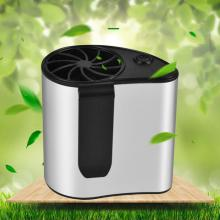 Outdoor Wearable Portable USB Rechargeable Waist Fan Mini Clip Air Conditioner Mini 3 Speed Mobile Air Conditioning Small Fan