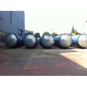 Wood Impregnation Autoclave for wood