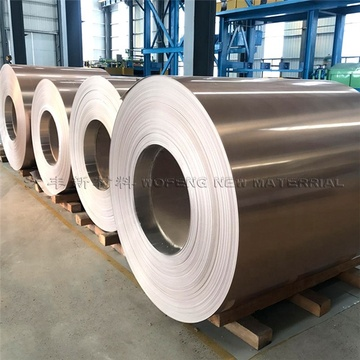 Prepainted Aluminum Coil/Sheet Use For Car License Plat