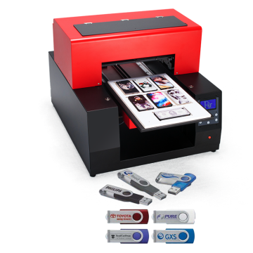 USB Flash Disk Printer Kit komplekts