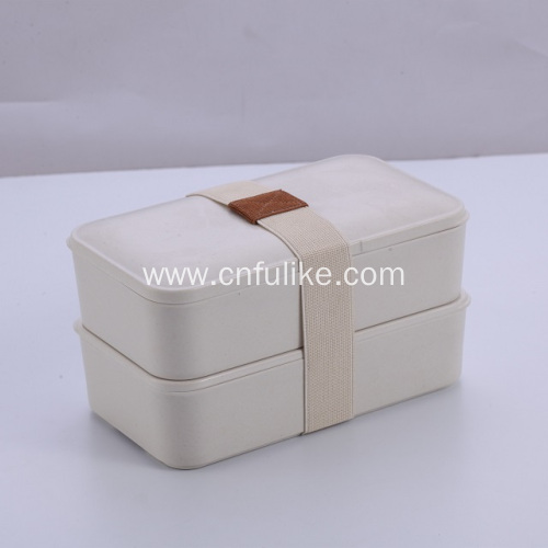 Eco Friendly Bamboo Fiber Food Container Baby