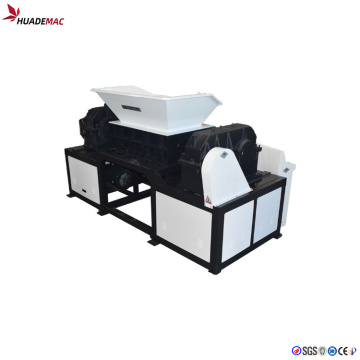 High quality shatter rinder double shaft shredder