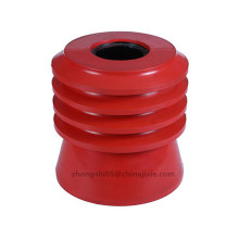 Various Styles and Sizes of Cementing Rubber Plugs