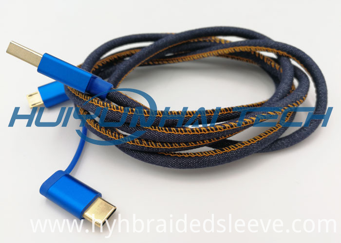 Jeans Cable Sleeve