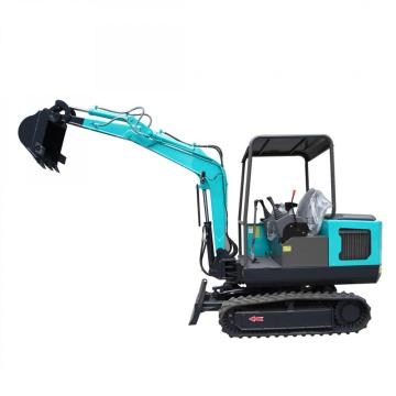 Mini Digger For Garden 800kg 1 Ton 1.5 Farm Chinese Excavator