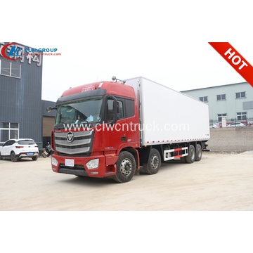 2019 New FOTON 58m³ Meat Transport Truck