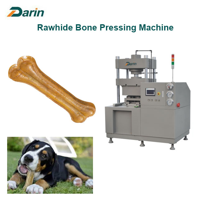 31 Rawhide Bone Making Machine