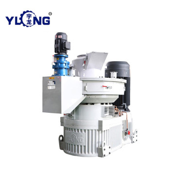 Yulong Wood pellet machine with high qulaity