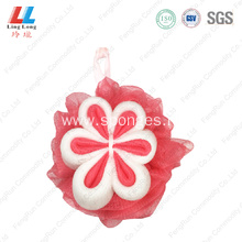 Graceful durable new shower mesh sponge ball