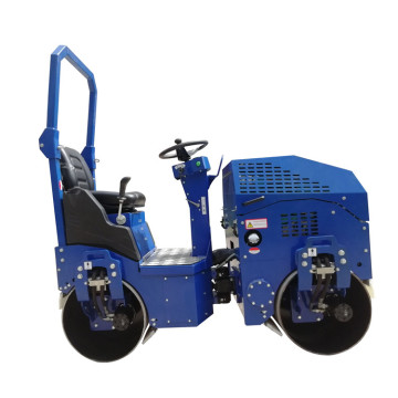 Hot sale road roller for asphalt road with EPA engine