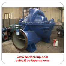 Double Suction Diesel Dewatering Water Pump