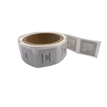 RFID 13.56MHz Sticker Labels NFC Tags