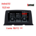 Serie 6 F06 F12 Bluetooth Android Radio