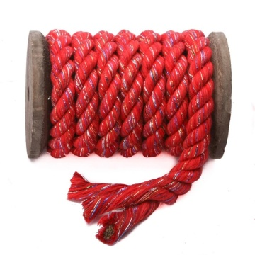 Various specifications natural packaging cotton rope