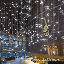 Wholesale modern hotel restaurant decoration chandelier