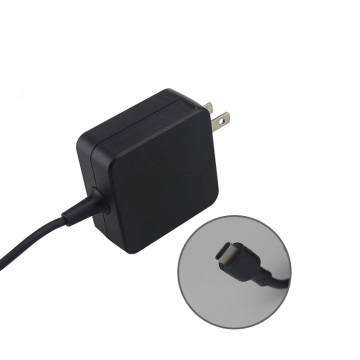 45W Type C ac adapter with factory price