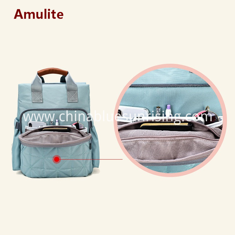 Large Capacity Waterproof Diaper bag