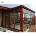 Customized Size Portable Custom Roof Shape Sun Room