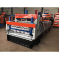 Double Deck Steel Roof Board Roll Forming Machine