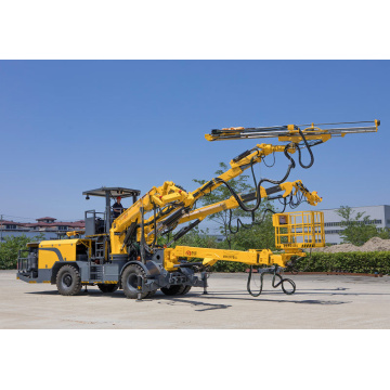 Hydraulic Rock Bolting Rig for Mining Borehole
