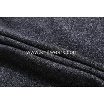 Men's Knitted Hans Roll Neck Pullover