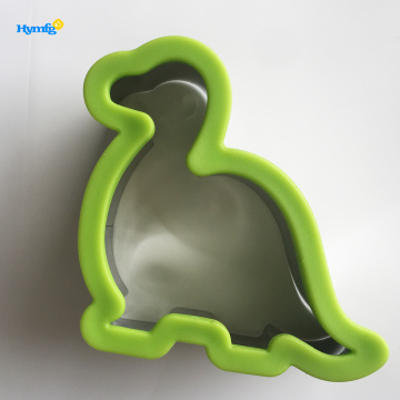 Stainless Steel Dinosaur Cookie Cutter