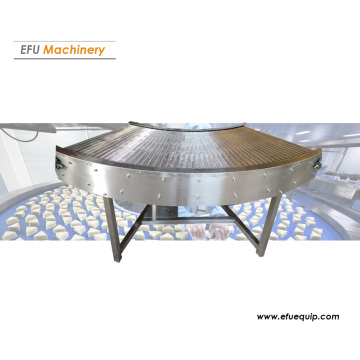 Curved Wire Mesh Conveyor