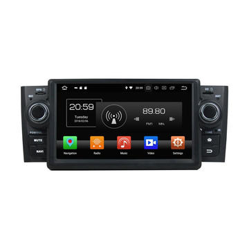 car navigation for LINEA  2007-2013