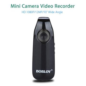 BOBLOV 007 Mini DV Camara de filmar ocultas 1080P Mini Camcorder detective mini filmadora Loop Recording Camcorder