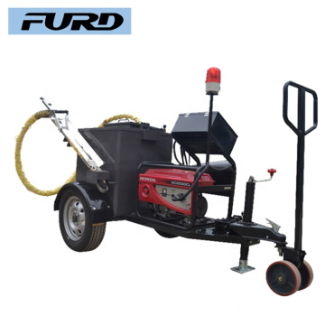 Asphalt Crack Filling Machines for Repairing Cracks on Asphalt Surfaces
