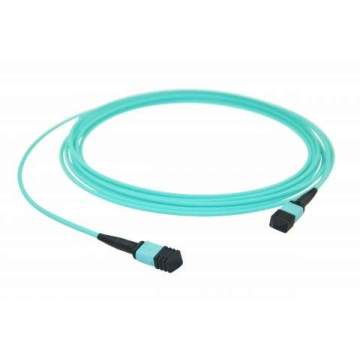 MPO/MTP - MPO/MTP 40G OM3 8core trunk cable