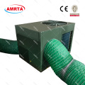 HVAC Cooling and Heating Air Conditioner with Economizer