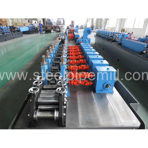 welding pipe mill