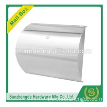 SZD SMB-011SS high quality stainless steel american mailboxmailbox with low price