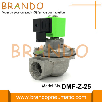 DMF-Z-25 SBFEC Type Pulse Diaphragm Valve For Baghouse