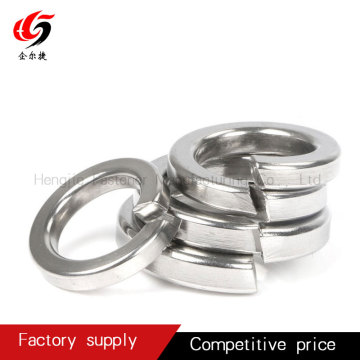 Stainless steel spring washer clip lock washer