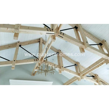 Heavy Wood Glulam Engineered Trusses System
