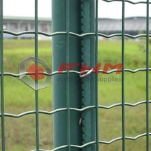 Heavy Gauge Welded Wire Fence