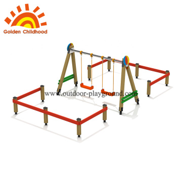 Swing accessories climb and play indoors