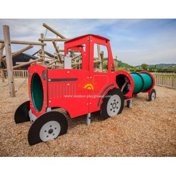 Outdoor Garden HPL Playground Playhouse For Children