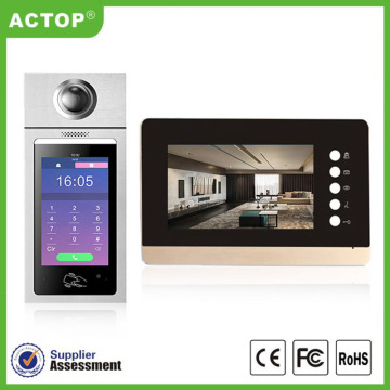 Apartment IP Video Bell System Intercom