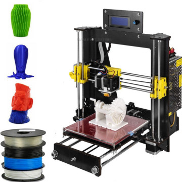 3D Printer Upgraded Full Quality High Precision Reprap Prusa i3 DIY LCD Controll UK USA Stock