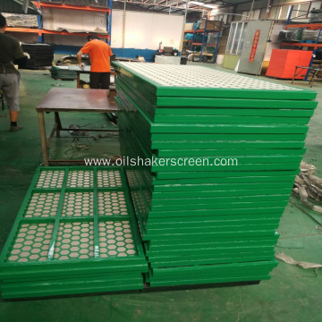 Mi Swaco Mongoose Metal frame shale shaker screen