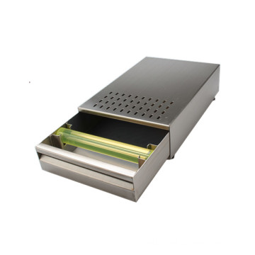 High Quality Stainless Steel Barista-style Coffee knock box